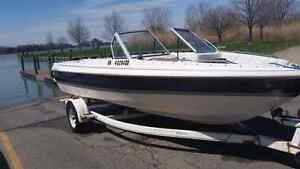 19.9 foot 1997 BAYLINER BOWRIDER VERY CLEAN BOAT!!!!