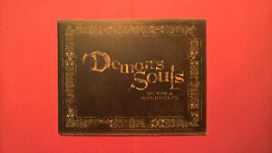 Demon's Souls Art Book + Soundtrack - PS3 - Great Condition