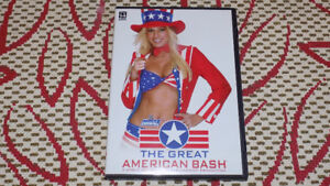 WWE THE GREAT AMERICAN BASH DVD JUNE 2004 PPV