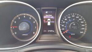 2014 Hyundai Santa Fe sports 2.0 turbo