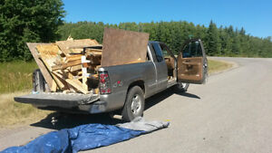 JunK removals and Yard clean-ups south Calgary