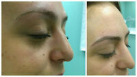 Models needed for Microblading practicum