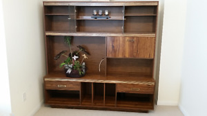 Sweet Deal ! - Entertainment wall unit for Sale !
