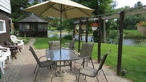 Affordable 4 season waterfront home/cottage. 20 min 2 B.R or E.L