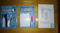 NINTENDO Wii CONSOLE SYSTEM BUNDLE with over 270 Games