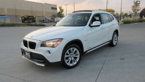 2012 BMW X1 2.8i, Navi, Panoramic roof, 3/ Y warranty available.