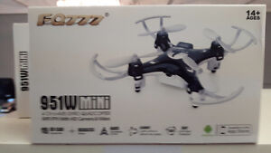 NEW bluetooth quadcopter with camera and video Cambridge Kitchener Area image 1