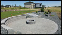 landscaping,topsoil, sod and bobcat services
