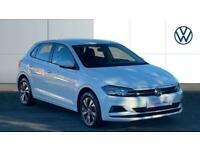 2019 Volkswagen Polo 1.0 EVO 80 SE 5dr Petrol Hatchback Hatchback Petrol Manual