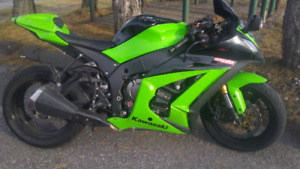 2013 ZX10R Kawasaki ABS - PRICE REDUCTION