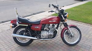 1978 Suzuki GS1000