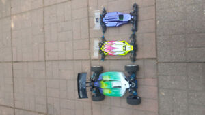 Brushless Rc Lot Team associated
