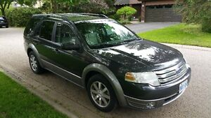2008 Ford FreeStyle/Taurus X SEL Wagon