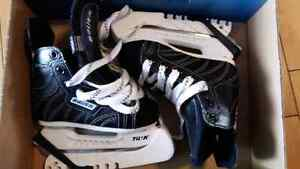 Bauer Junior Pantera skates _ Youth size 8