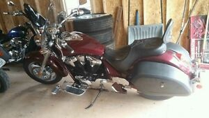 2012 Honda Intrestate for sale by owner.