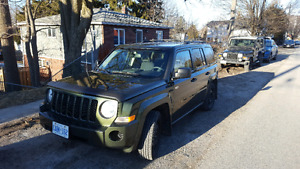2008 Jeep Patriot North Edition Manual $500 to safety