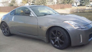 2003 Nissan 350z Touring Sports Coupe