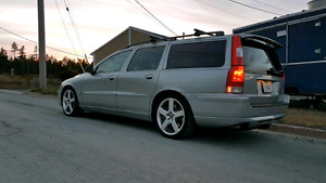 V70R R-Design Volvo Manual