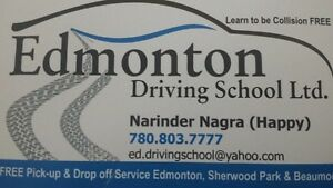 Edmonton Driving School Lessons 7 Days A Week