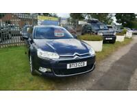 2013 Citroen C5 2.0 HDI 16V Exclusive [160] 4dr FULL LEATHER and SAT NAV. SALOON