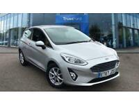 2018 Ford Fiesta 1.1 Zetec 3dr - LOW INSURANCE, LOW INSURANCE AND NEW SYNC 3 TOU
