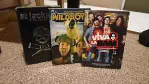 Jackass, Wildboys and Viva La Bam Prince George British Columbia image 1