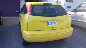 2003 ford focus AS IS