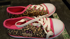 Girl's Hello Kitty sneakers