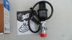 Bronco Beer Tap by Taprite $60 Half of new price