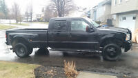 2006 Ford F-350 lariat double roues