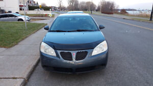 Pontiac G6 2.4L V4 in excellent condition.