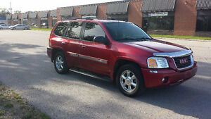 2004 GMC Envoy SLT 4X4 NO ACCIDENTS, SAFETIED & E-TESTED London Ontario image 2