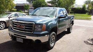 2013 GMC Sierra 1500 Pickup Truck and Plow for sale