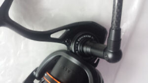 Moulinet Allux.Reel Allux (very strong and only 260g)-140$.