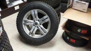 4 pneus et mag wheel