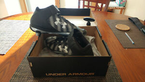 Brand new Under Armour Football Cleats