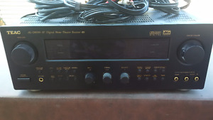 TEAC Home Theatre Receiver