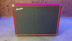 Cab Avatar Traditional G212 avec Celestions