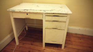 Sturdy Wooden Desk
