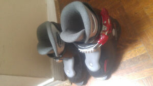 kids HEAD ski boots size 9 or 10