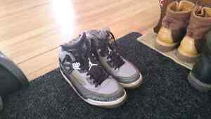 Jordan cool grey spizikes size 9 6/10 condition $50 obo