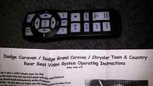 REMOTE CONTROL FOR Dodge Caravan/Grand / Town &Country.