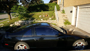 1990 Nissan 300ZX 2+0 Coupe (2 door) Cambridge Kitchener Area image 4