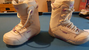 Ladiies Ski Boots Size 6