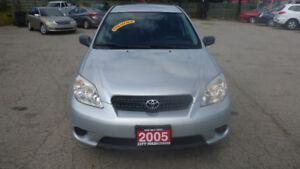 2005 Toyota Matrix XR Wagon