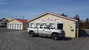 The Self Storage Depot, Coldbrook, N.S.units available