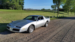 For sale 1983 firebird