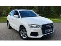 2015 Audi Q3 1.4T FSI SE Bluetooth and Turb Manual Petrol Estate