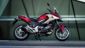 2017 Honda NC750X DCI Automatic