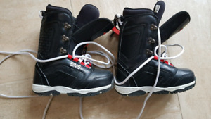 Sims size 2 snowboard boots